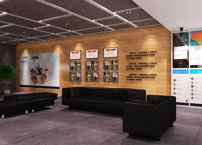 天津装修设计公司让办公室更有气质的方法