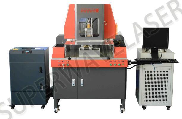 激光打标切割机的主要结构有哪些