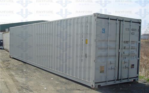 从哪些方面来考察海运集装箱厂家的专业度?
