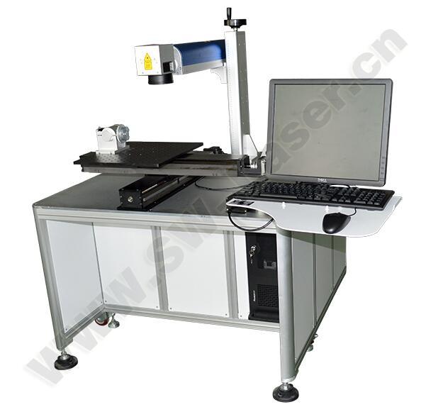 激光打标切割机的两种常见打标方法