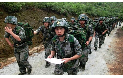 企业进行军事拓展训练的原因