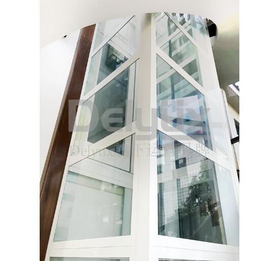 观光电梯的主要特点是什么