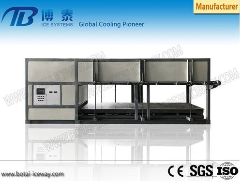 制冰机厂家介绍:清洗制冰机的部件需注意什么?