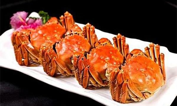 阳澄湖大闸蟹团购商讲解食用大闸蟹的注意事项