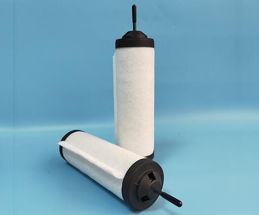 真空泵排气滤芯的作用有哪些