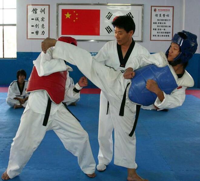 参加跆拳道培训班的作用是什么?