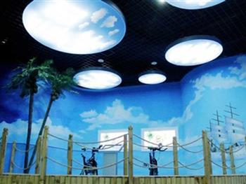 科技馆设计中可以包含哪些互动多媒体系统?