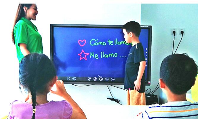 幼儿西班牙语学习班主要学习哪些内容