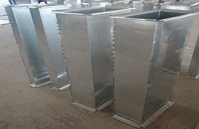 镀锌板风管与复合风管在性能方面有哪些不同之处