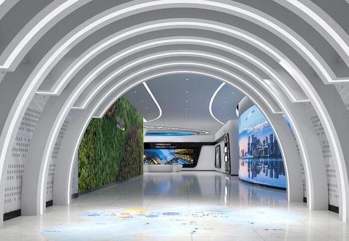 如何选择深圳企业展厅设计公司