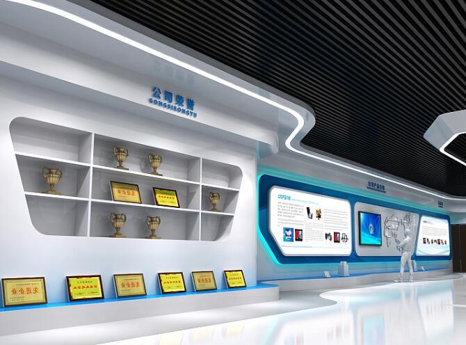 深圳企业展厅设计公司如何保证展厅的设计效果?