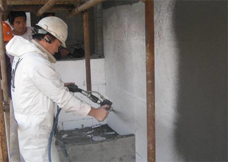 保温砂浆厂家分享:保温砂浆的性能优势