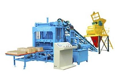 如何选择彩砖机生产厂家?