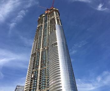 建筑外墙设计公司详解:大型玻璃幕墙更适宜应用于哪些场合