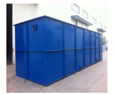选用一体成型的医疗污水处理设备具有哪些便利性