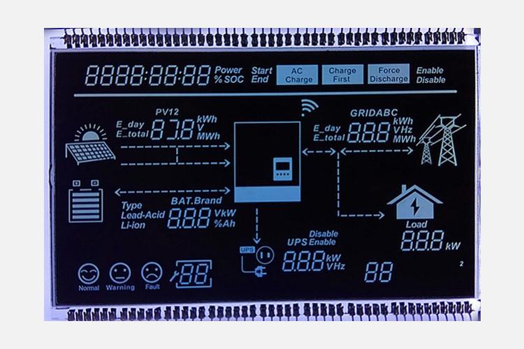 用户合作LCD液晶显示屏开模公司需提供哪些参数信息?