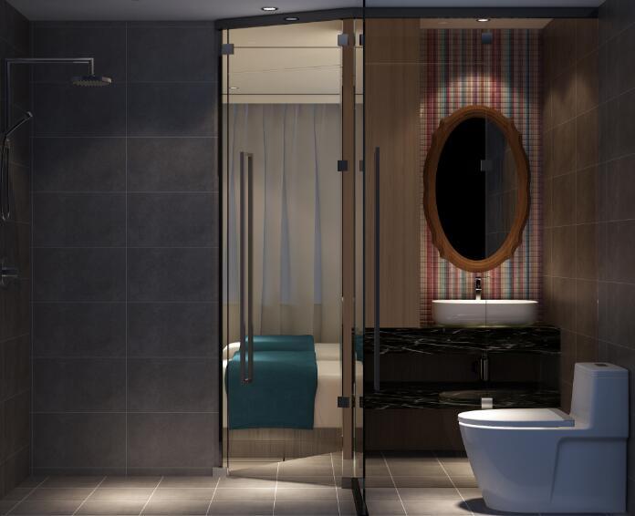 郑州酒店设计公司解读客房卫生间的设计要点