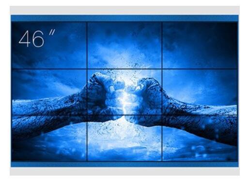 46寸液晶拼接屏有哪些优势