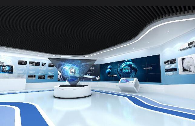 如何与数字多媒体展厅制作公司进行合作?