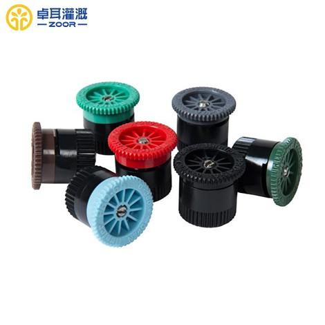 哪些材質更適宜制作灌溉噴頭?