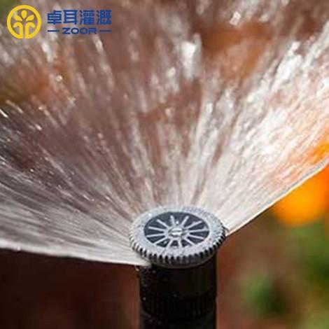 灌溉喷头更适宜应用于哪些场合?