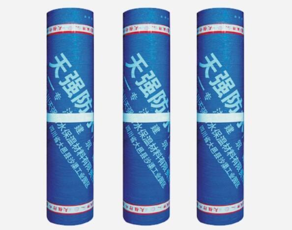 自粘防水卷材厂家详解:自粘防水卷材适应用于哪些场合