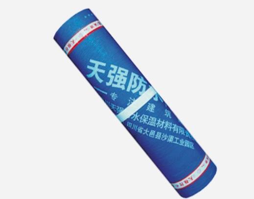 自粘防水卷材厂家解说:自粘防水卷材具有哪些优势