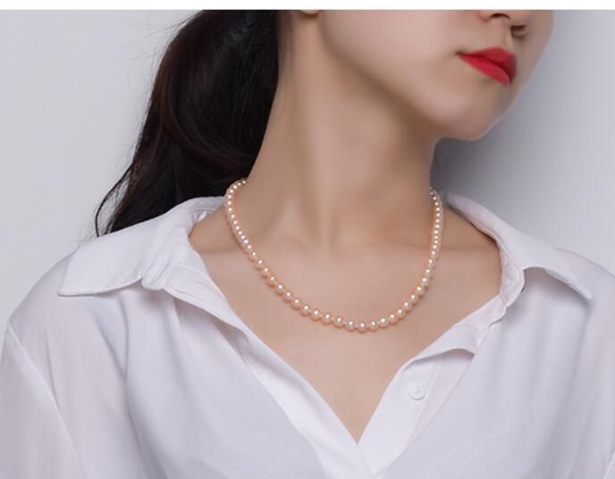 珍珠项链加盟商解读佩戴珍珠首饰的禁忌