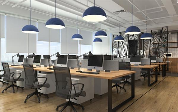 郑州办公室装修设计需要体现哪些准则?
