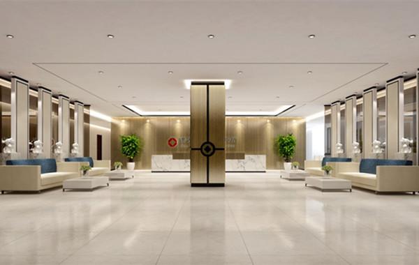 郑州办公室装修设计时可以采用哪些材质的隔断?