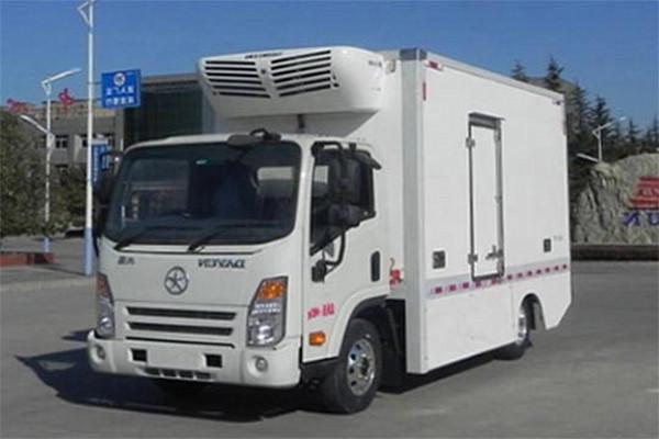 如何选购冷藏运输车?