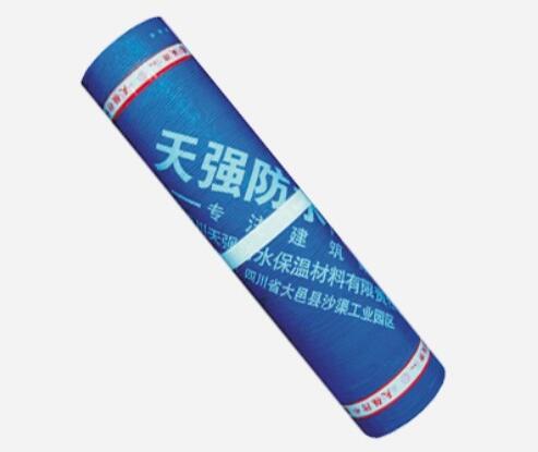 自粘防水卷材产品的主要优势都有哪些