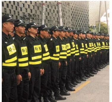 上海安保服务公司解读安保服务的常见种类