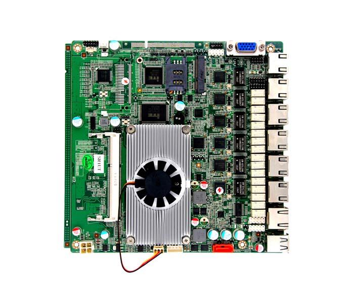 研华DMS-BC10 工业主板 N455 DDR3 ITX 工控主板