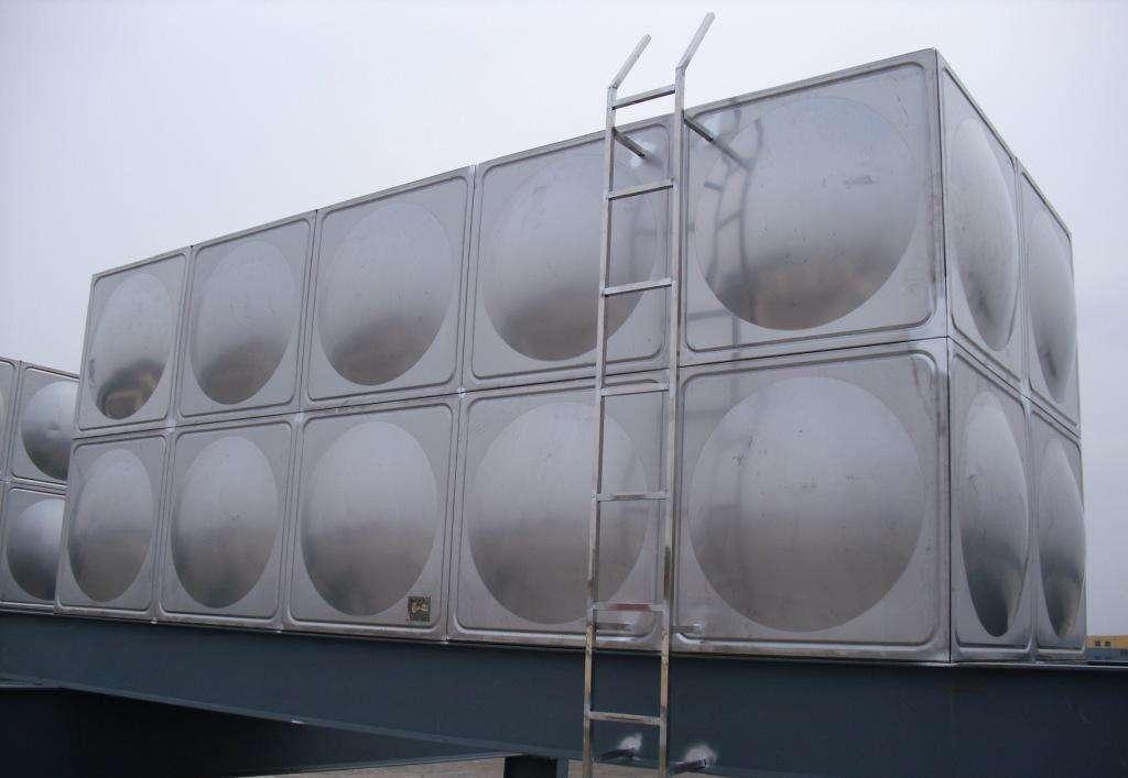上海不锈钢水箱的特征