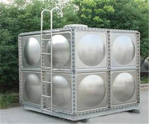 上海不锈钢水箱的选购要点