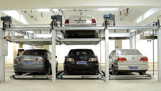 立体停车设备在现代小区广泛应用的原因是什么?