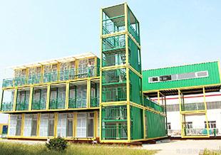 提高集装箱酒店牢固度的方法有哪些?