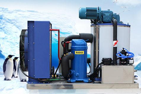 块冰机厂家介绍:如何清洁制冰机