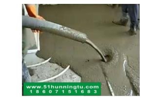 泡沫混凝土为什么可以满足道路施工需求
