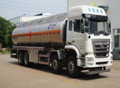如何保證東風油罐車的行駛安全呢?