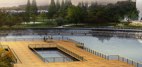 如何让景观园林设计吸引游客