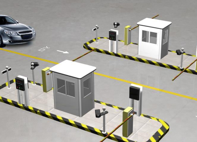 进行智能停车场设备选型要着重从哪几点出发