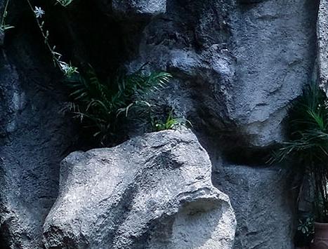 如何进行塑石假山制作
