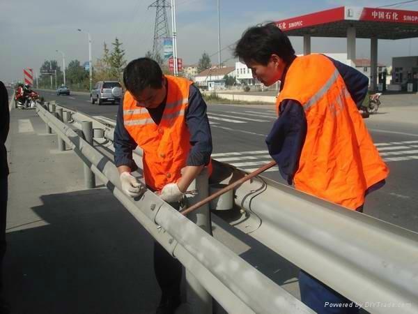 双波护栏板作为基础设计建设为什么会越来越受到重视?