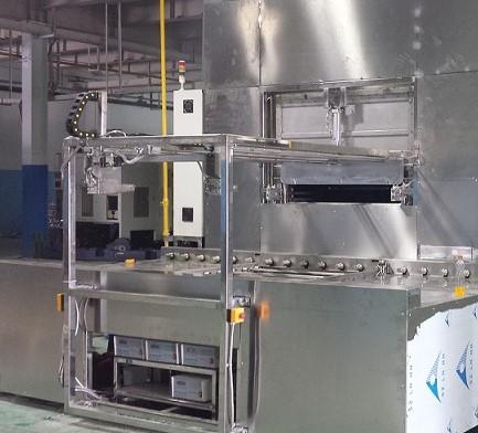 高压喷淋清洗机和超声波清洗机有哪些不同?