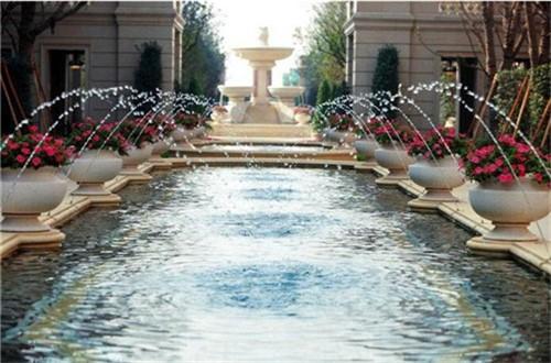 哪些特点是喷泉厂家实力的证明?