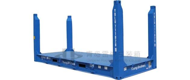 折叠集装箱厂家的哪些优点更被企业看中?