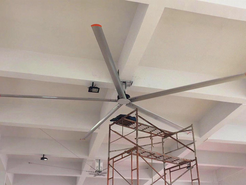大型工业风扇具有哪些优点?
