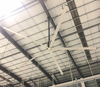 大型工业风扇有哪些作用?